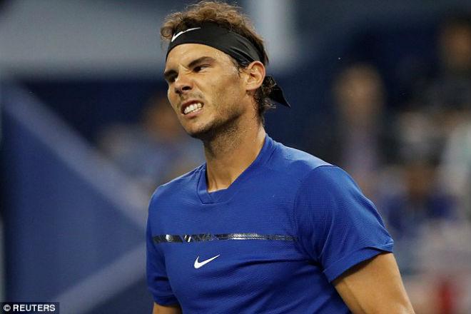 """Chung kết Thượng Hải Masters: Federer """"hành hạ"""" Nadal & phút giây vỡ òa 6"""