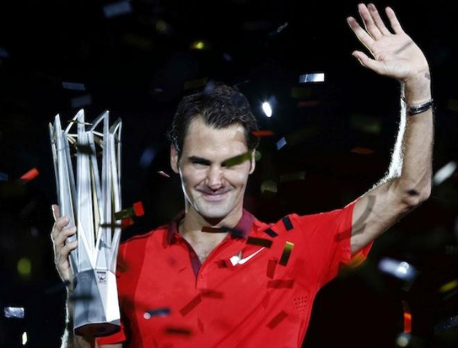"""Chung kết Thượng Hải Masters: Nadal tự tin lập kỷ lục, Del Potro """"cược"""" Federer 2"""
