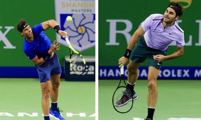 Chi tiết Federer - Nadal: Số 1 đuối sức (Chung kết Thượng Hải Masters) (KT) 3