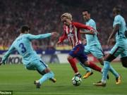"Atletico Madrid - Barcelona: Siêu kịch tính phút cuối  "" vỡ tim """