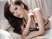 """"""" Thánh nữ Mì Gõ """"  khoe dáng gợi cảm với nội y ren HOT nhất tuần"""