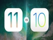 Vượt qua iOS 10 nhưng iOS 11 vẫn bị người dùng thờ ơ?