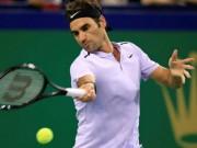 Clip hot tennis: Choáng ngợp Federer 4 lần vung vợt, hạ Nadal 50 giây