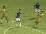 Thanh Hóa - Hà Nội: Siêu kịch tính rượt đuổi 6 bàn