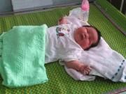 Kinh ngạc trước những em bé vừa chào đời đã có cân nặng  khủng  nhất Việt Nam