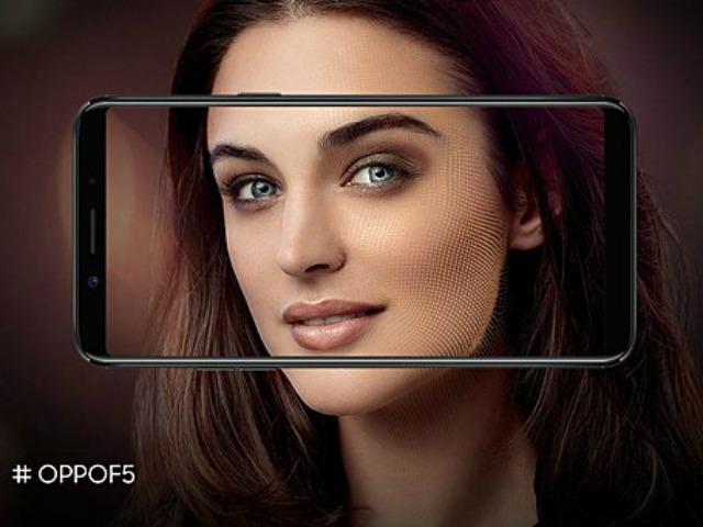 Sắp ra mắt Oppo F5 có thiết kế đẹp không kém Galaxy S8