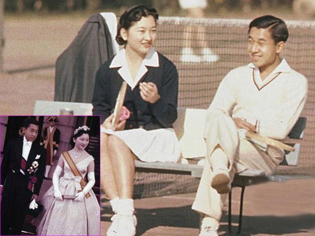 """Bạn trẻ - Cuộc sống - Chuyện tình đẹp như mơ của vị vua Nhật và """"cô nàng lọ lem"""""""