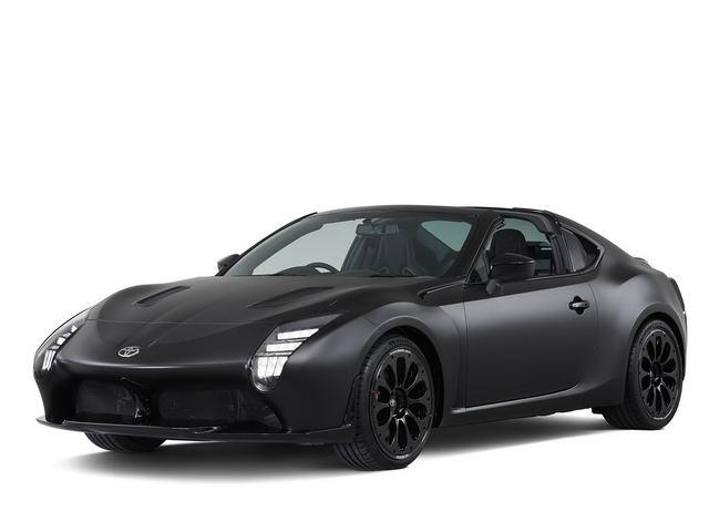 Toyota sắp giới thiệu GR HV, coupe thể thao hoàn toàn mới