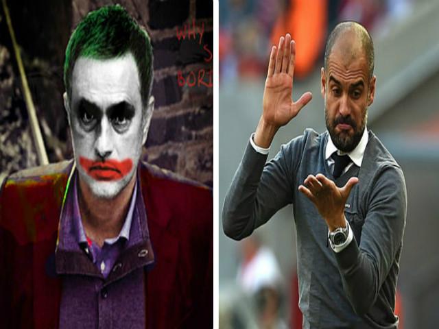 """MU đua Man City: """"Người quyến rũ"""" Pep và """"Gã phản diện"""" Mourinho"""
