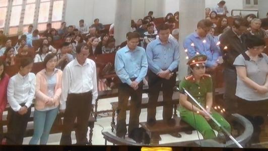 Nguyên đại biểu Quốc hội Châu Thị Thu Nga lĩnh án tù chung thân