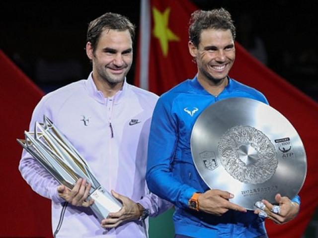 """Federer """"siêu vĩ đại"""" ở tuổi 36: Nhờ huyền thoại Sampras dẫn lối 4"""