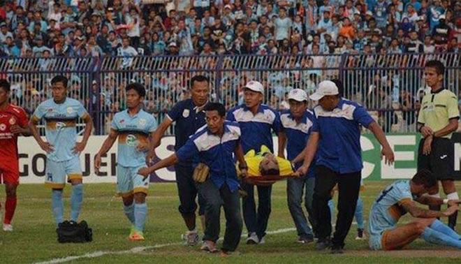 Cựu cầu thủ Than Quảng Ninh ngộ sát thủ môn Indonesia là ai? - 2