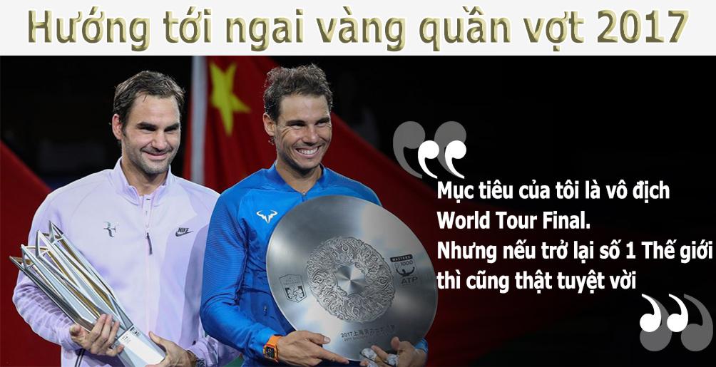 Federer hạ Nadal vô địch Thượng Hải Masters: Sức mạnh hủy diệt, xưng bá phương Đông - 5