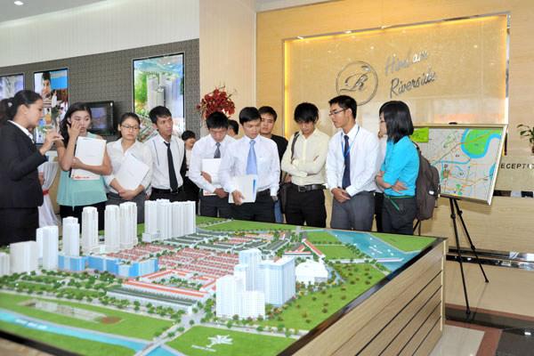 Giao dịch bất động sản quý III giảm gần 20% - 1