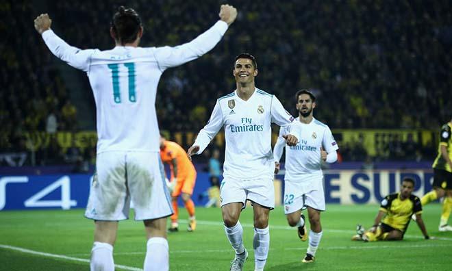 Kỷ lục của Zidane: Lịch sử Real không sánh bằng, châu Âu khiếp vía