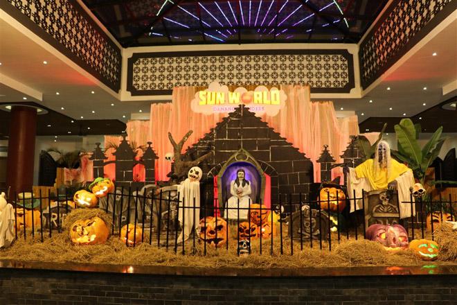 """Lạc vào """"Vương quốc bí ngô"""" kỳ ảo mùa Halloween tại Sun World Danang Wonders - 3"""