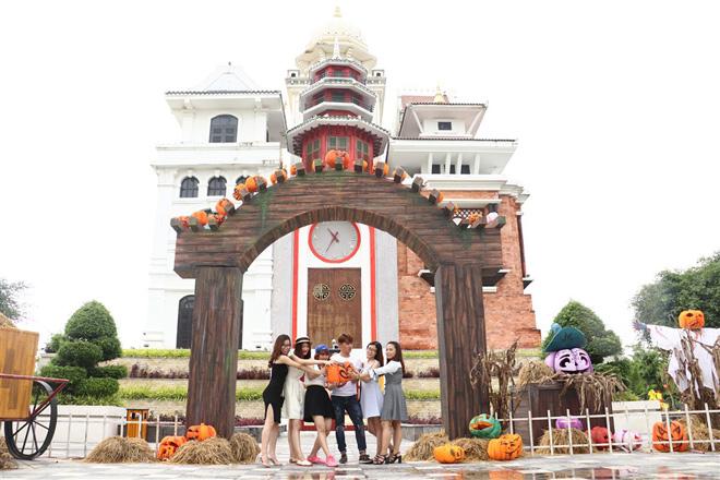 """Lạc vào """"Vương quốc bí ngô"""" kỳ ảo mùa Halloween tại Sun World Danang Wonders - 4"""