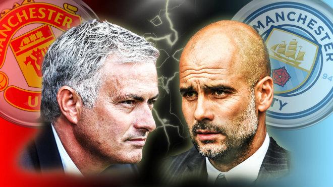 """MU đua Man City: """"Người quyến rũ"""" Pep và """"Gã phản diện"""" Mourinho 2"""