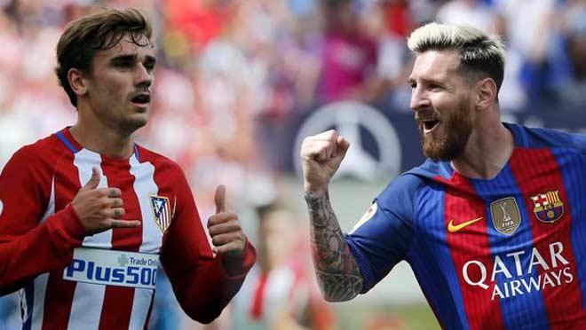 "Messi ""say đắm"" Griezmann: MU bối rối, Suarez dễ bật khỏi Barca - 1"
