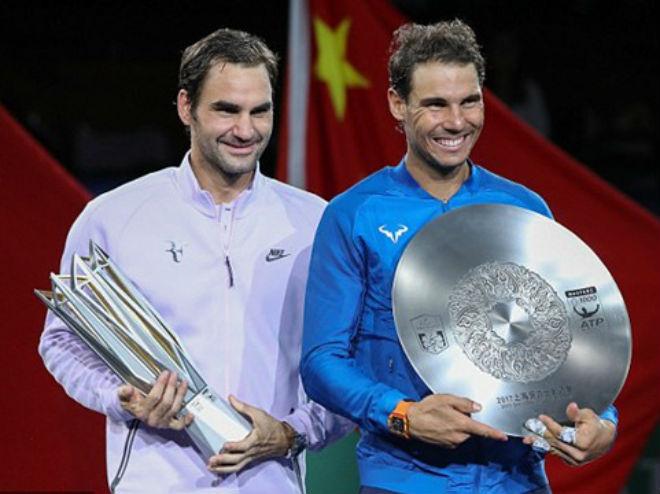 Tennis 24/7: Federer lộ bí quyết hạ Nadal để vô địch Thượng Hải 1