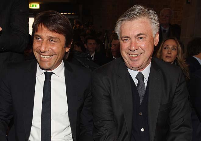 Thảm họa Chelsea: Lời nguyền khốc liệt, Conte lo mất ghế vào tay Ancelotti 3