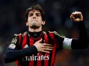 """Kaka treo giày:  """" Thiên thần """"  Milan và nỗi khiếp sợ của mọi hàng thủ"""