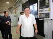 Cỗ máy bí mật giúp Kim Jong-un chế tạo bom hạt nhân