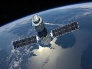 Trạm không gian 9,3 tấn của Trung Quốc đang rơi vô định về Trái Đất