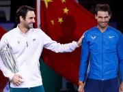 Cáo già  Federer 5 lần liên tiếp hạ Nadal: 2 chiêu bẻ sừng bò tót