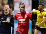 """Rooney và  """" hàng thải """"  MU náo loạn trời Âu, Chelsea  &  Arsenal ôm hận"""