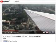 Thánh dị  YouTube: Mỗi ngày một video phi máy bay giấy, thu  view  khủng