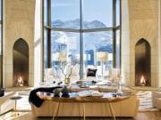 Có gì bên trong căn hộ dát vàng 24 karat tại Thụy Sĩ?
