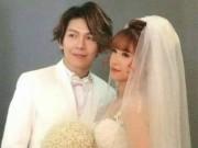 """Lộ ảnh cưới  """" như Hàn Quốc """"  của Khởi My và chồng trẻ"""