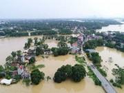 Toàn cảnh lũ lụt lịch sử: Những con số đau xót