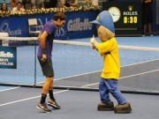 Video hot: Federer trổ tài  nhảy đầm  siêu nghệ, fan phát cuồng