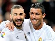 Real đấu Tottenham: Sức hủy diệt khó tin của Ronaldo - Benzema