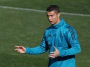 """Ronaldo  """" tập bắn """"  đọ tài Kane, đào sâu siêu kỷ lục ghi bàn cúp C1"""