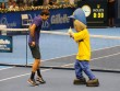 Video hot: Federer trổ tài 'nhảy đầm' siêu nghệ, fan phát cuồng