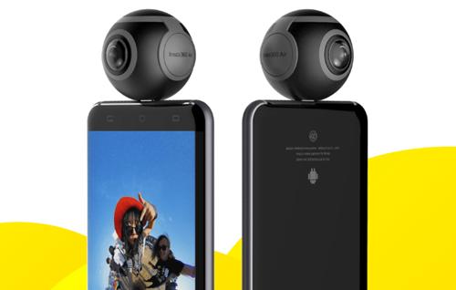"""Điểm danh những camera 360 độ """"ngon"""" nhất hiện nay, giá tốt - 7"""