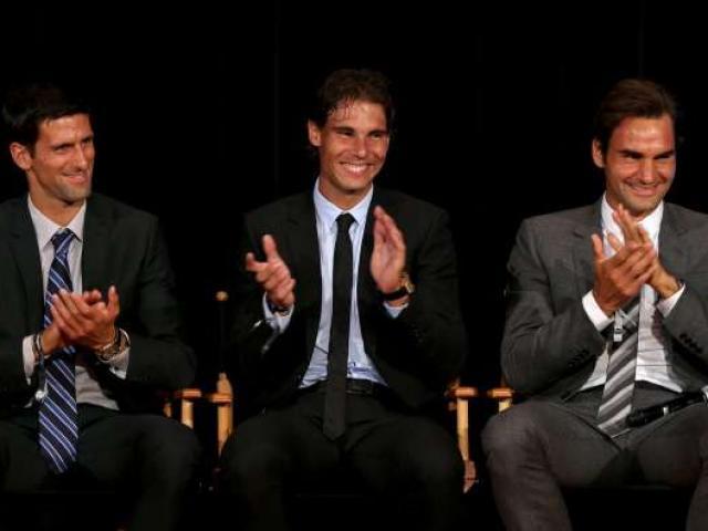 Nadal, Federer bó tay: Chạm vợt 5 vạn lần, đánh nửa ngày mới xong 4