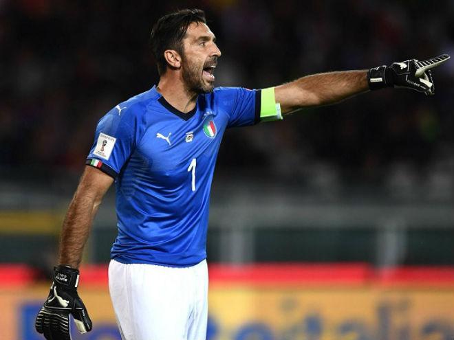 """Bốc thăm play-off World Cup 2018: Italia gặp """"sao quả tạ"""", nguy cơ ngồi nhà 1"""