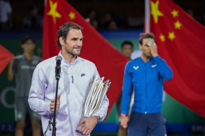 Federer phả hơi nóng lên số 1 của Nadal: Màn lật đổ thế kỉ? 1