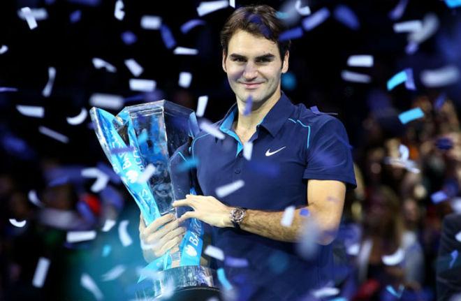 Federer phả hơi nóng lên số 1 của Nadal: Màn lật đổ thế kỉ? 2