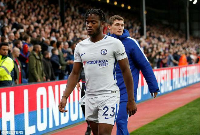 Chelsea khủng hoảng mini: Thành bại tại Conte - Hazard 2