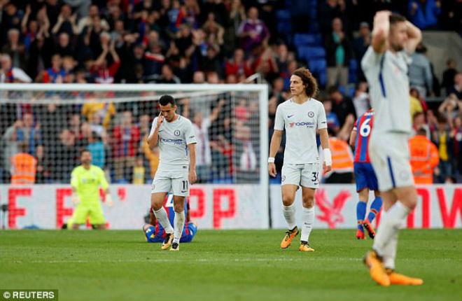 Chelsea khủng hoảng mini: Thành bại tại Conte - Hazard 1