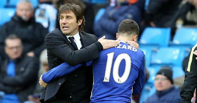 Chelsea khủng hoảng mini: Thành bại tại Conte - Hazard 3