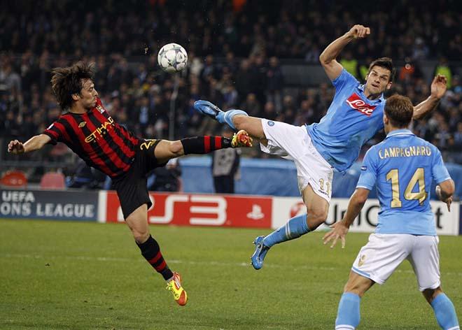 """Man City - Napoli: Hai """"vua"""" tranh ngai, rực lửa hận thù 2"""