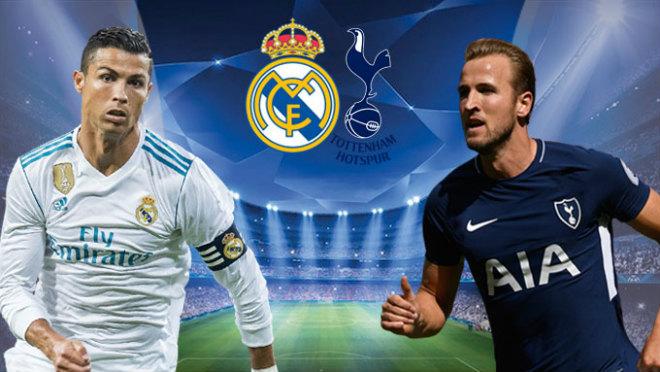 Chi tiết Real - Tottenham: Nỗ lực vô vọng (KT) 27
