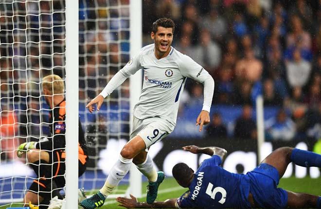 Tin HOT bóng đá trưa 17/10: Morata báo tin vui cho Chelsea - 1