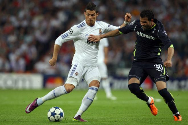 Trực tiếp Cúp C1 sôi sục: Ronaldo là hung thần của Tottenham 1
